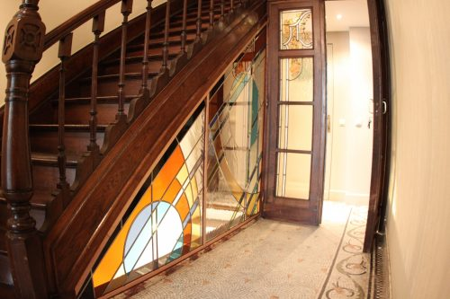 New life for an old stairwell
