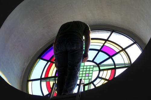 johndierickx-artglas-kerk-glasinlood