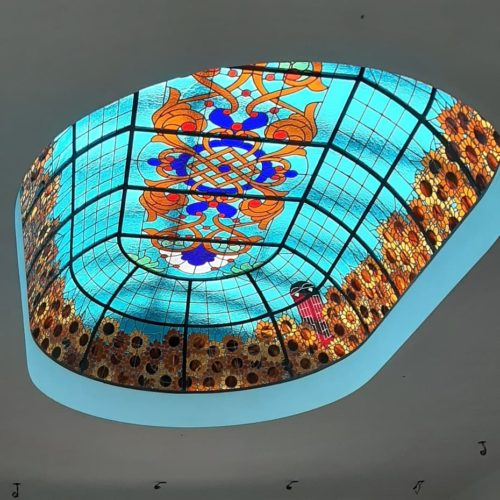 Barvaux dome